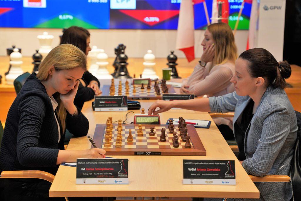 Mistrzostwa Polski w szachach, Runda 4 – Wielkie powroty